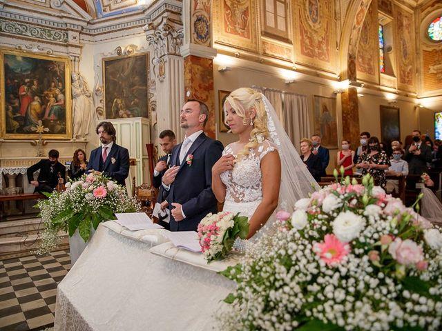 Il matrimonio di Yarianni e Enrico a Brembate, Bergamo 157