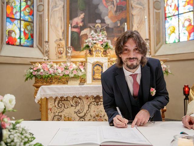 Il matrimonio di Yarianni e Enrico a Brembate, Bergamo 162