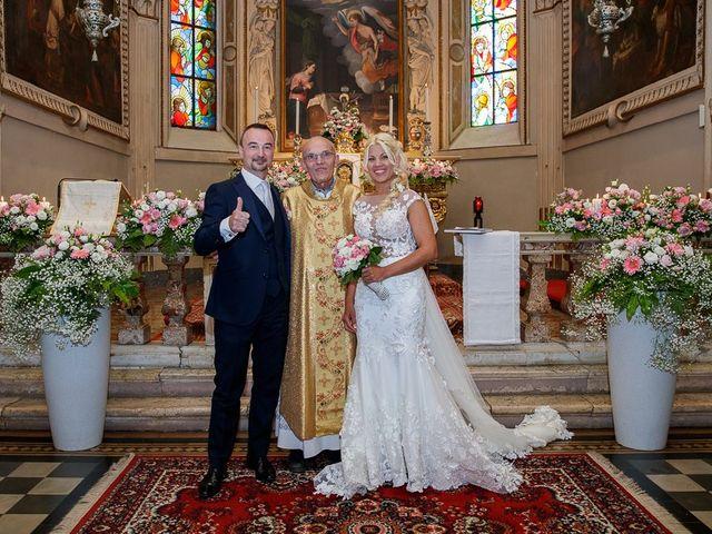 Il matrimonio di Yarianni e Enrico a Brembate, Bergamo 165