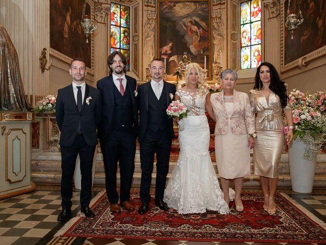Il matrimonio di Yarianni e Enrico a Brembate, Bergamo 166
