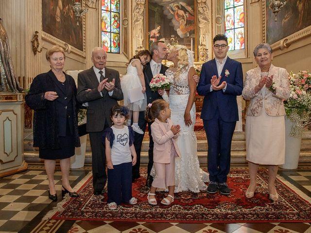 Il matrimonio di Yarianni e Enrico a Brembate, Bergamo 167