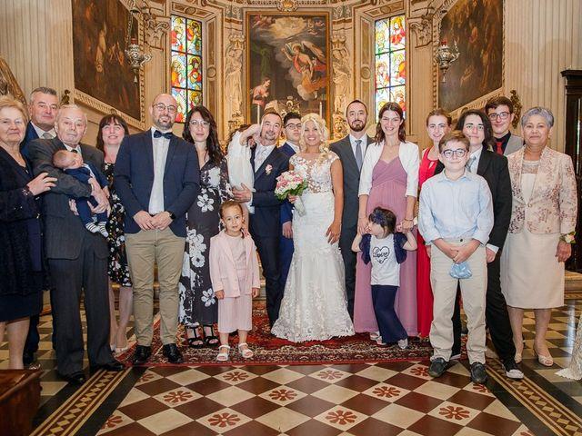 Il matrimonio di Yarianni e Enrico a Brembate, Bergamo 168