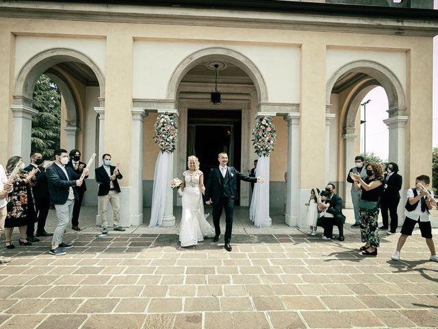 Il matrimonio di Yarianni e Enrico a Brembate, Bergamo 173