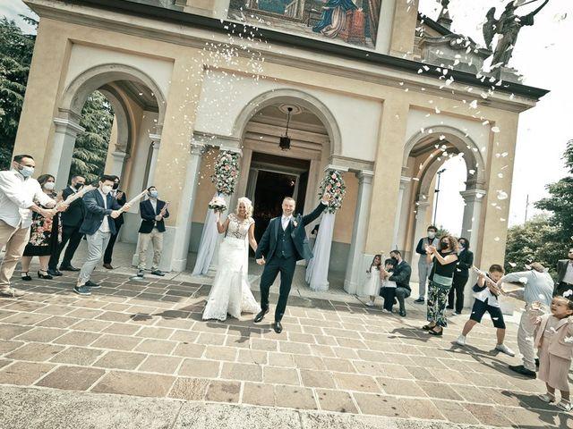 Il matrimonio di Yarianni e Enrico a Brembate, Bergamo 175