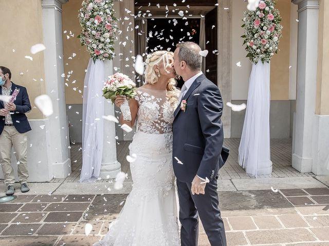 Il matrimonio di Yarianni e Enrico a Brembate, Bergamo 177