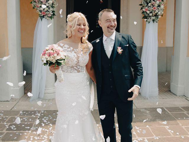 Il matrimonio di Yarianni e Enrico a Brembate, Bergamo 178