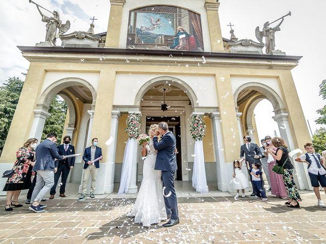 Il matrimonio di Yarianni e Enrico a Brembate, Bergamo 181