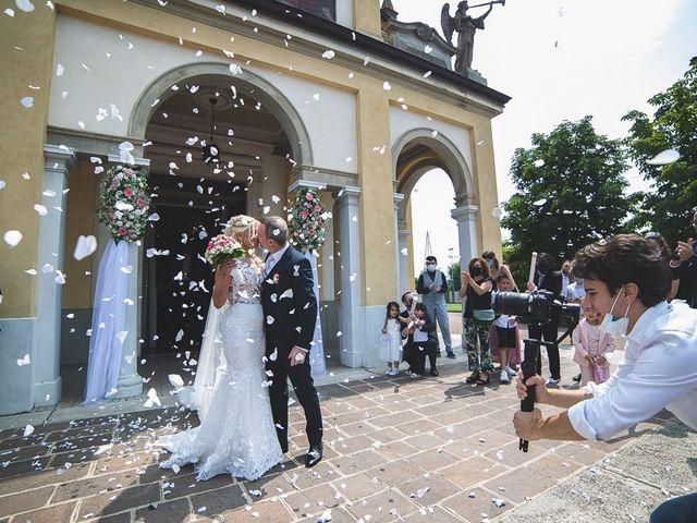 Il matrimonio di Yarianni e Enrico a Brembate, Bergamo 182