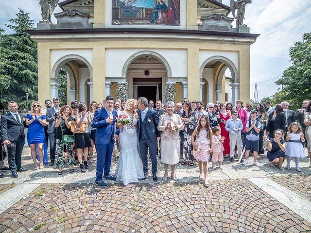 Il matrimonio di Yarianni e Enrico a Brembate, Bergamo 184
