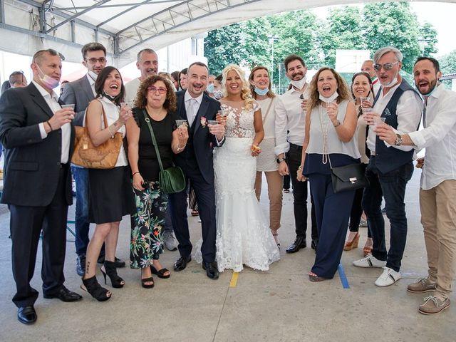 Il matrimonio di Yarianni e Enrico a Brembate, Bergamo 188