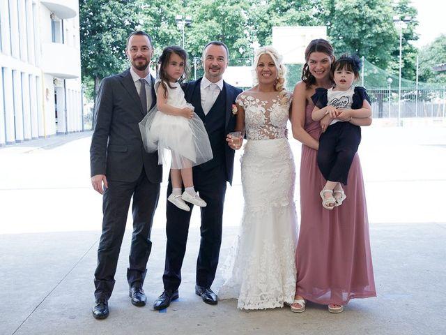 Il matrimonio di Yarianni e Enrico a Brembate, Bergamo 194
