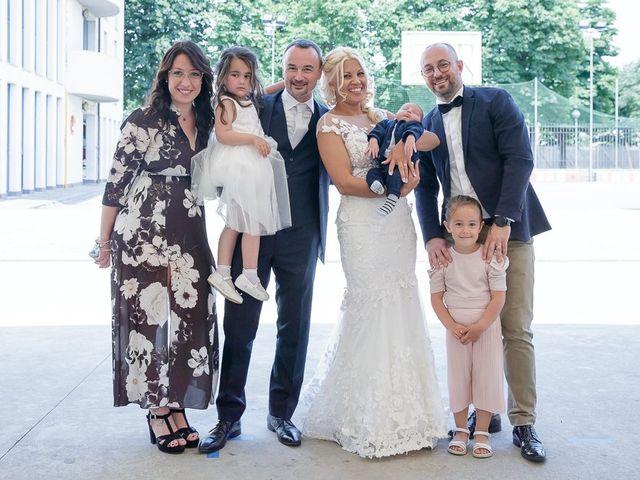 Il matrimonio di Yarianni e Enrico a Brembate, Bergamo 195