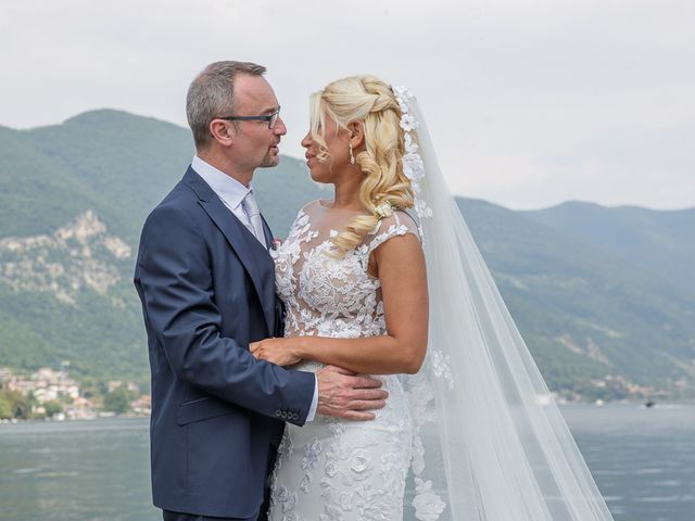 Il matrimonio di Yarianni e Enrico a Brembate, Bergamo 213