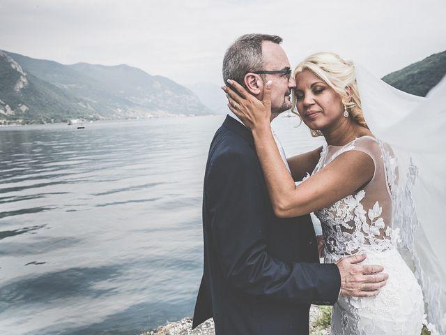 Il matrimonio di Yarianni e Enrico a Brembate, Bergamo 224