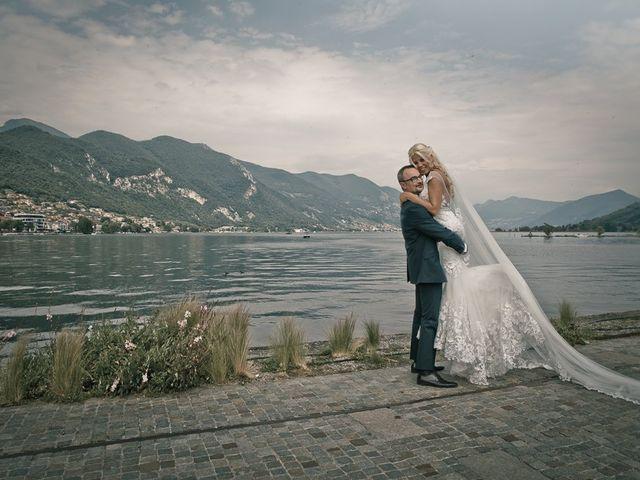 Il matrimonio di Yarianni e Enrico a Brembate, Bergamo 231