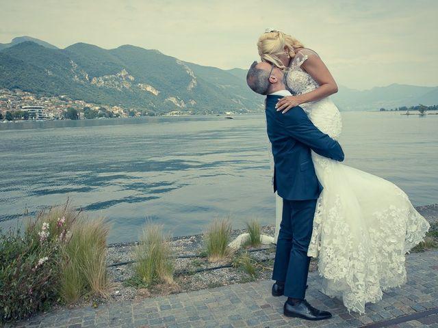 Il matrimonio di Yarianni e Enrico a Brembate, Bergamo 236