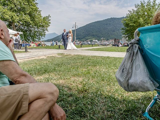 Il matrimonio di Yarianni e Enrico a Brembate, Bergamo 237