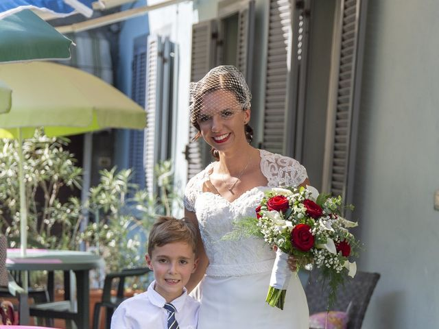 Il matrimonio di Nicola e Clara a Belgirate, Verbania 7