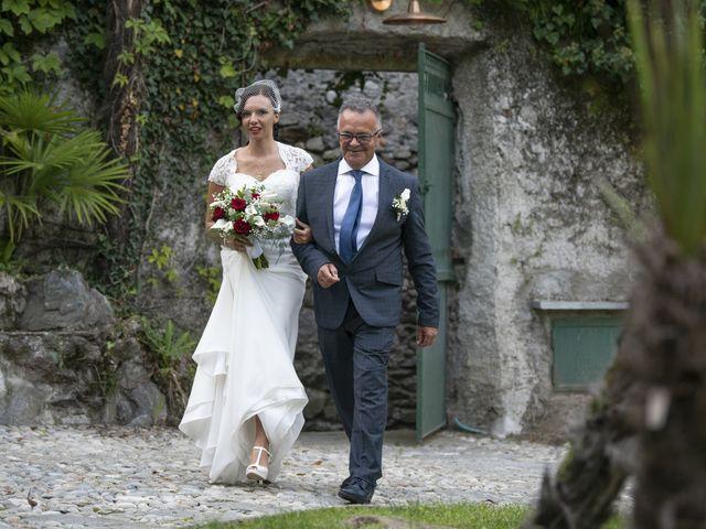 Il matrimonio di Nicola e Clara a Belgirate, Verbania 13