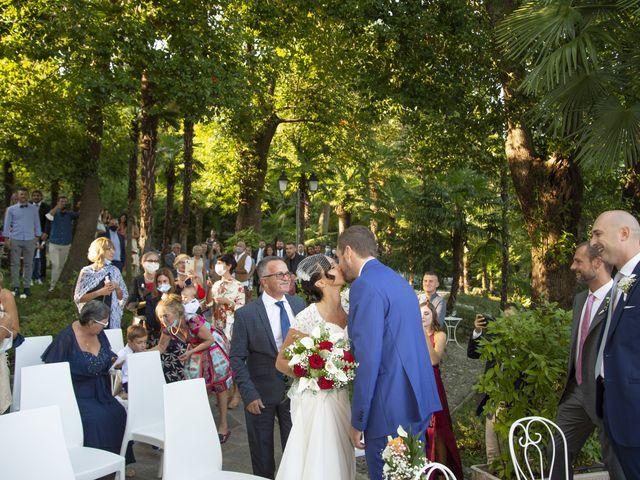 Il matrimonio di Nicola e Clara a Belgirate, Verbania 15