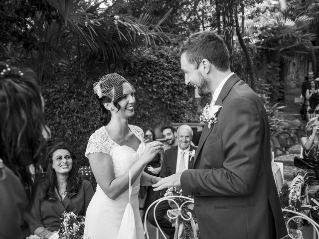 Il matrimonio di Nicola e Clara a Belgirate, Verbania 19
