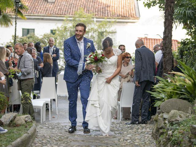 Il matrimonio di Nicola e Clara a Belgirate, Verbania 20