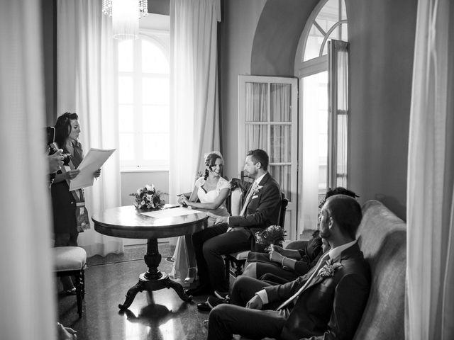 Il matrimonio di Nicola e Clara a Belgirate, Verbania 22