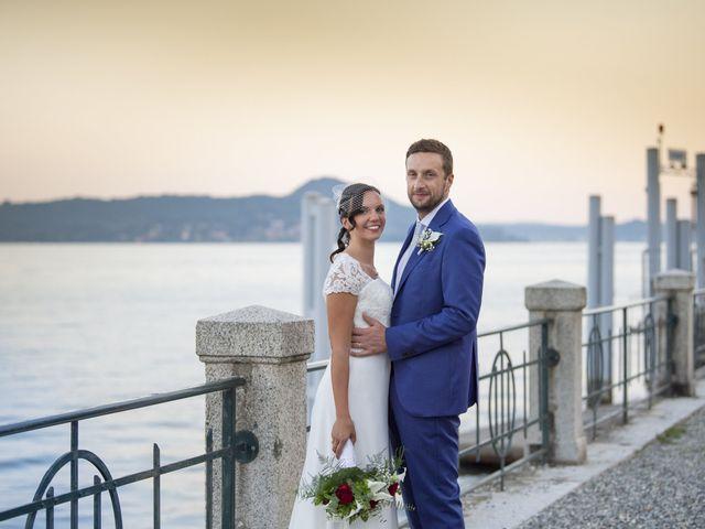 Il matrimonio di Nicola e Clara a Belgirate, Verbania 25