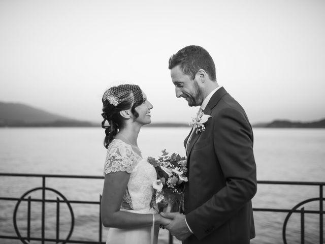 Il matrimonio di Nicola e Clara a Belgirate, Verbania 26
