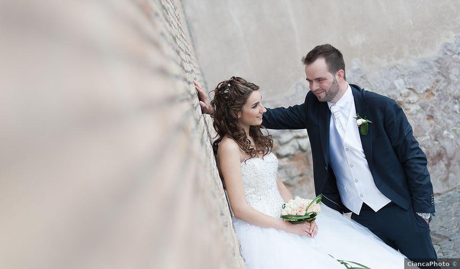 Il matrimonio di Emmanuele e Veronica a Roma, Roma