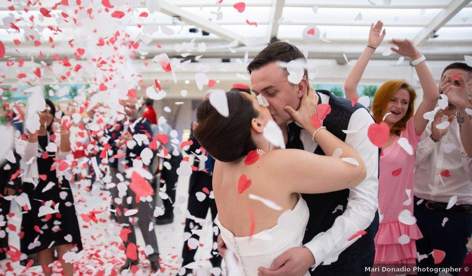 Il matrimonio di Gianluca e Serena a Lauria, Potenza