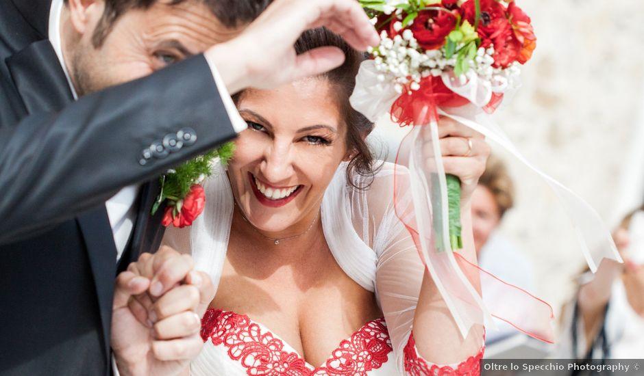 Il matrimonio di Lorenzo e Elisa a Ortonovo, La Spezia