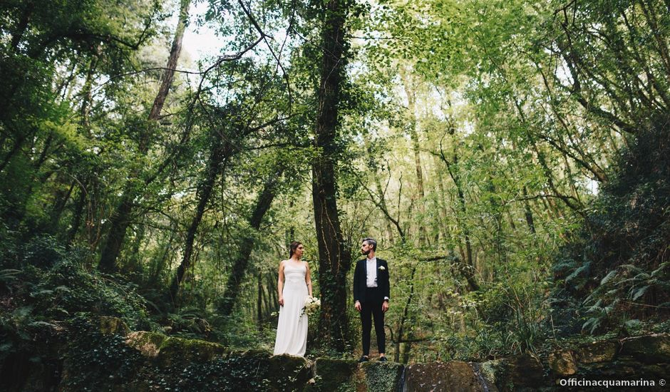 Il matrimonio di Mario e Elettra a Sarzana, La Spezia