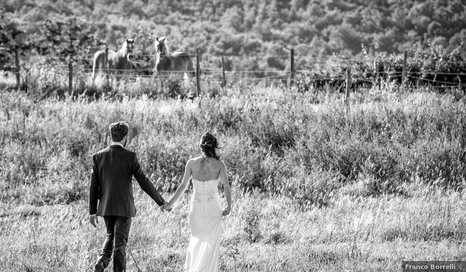 Il matrimonio di Mattia e Ilaria a Grosseto, Grosseto