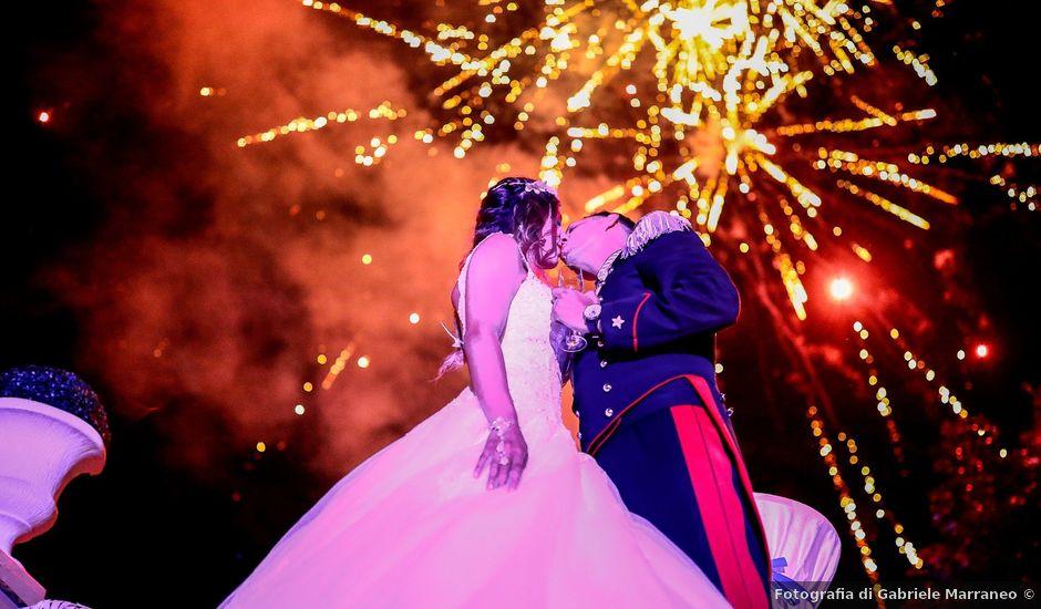 Il matrimonio di Angelo e Martina a Santa Teresa di Riva, Messina