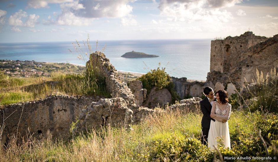 Il matrimonio di Luigi e Valentina a Diamante, Cosenza