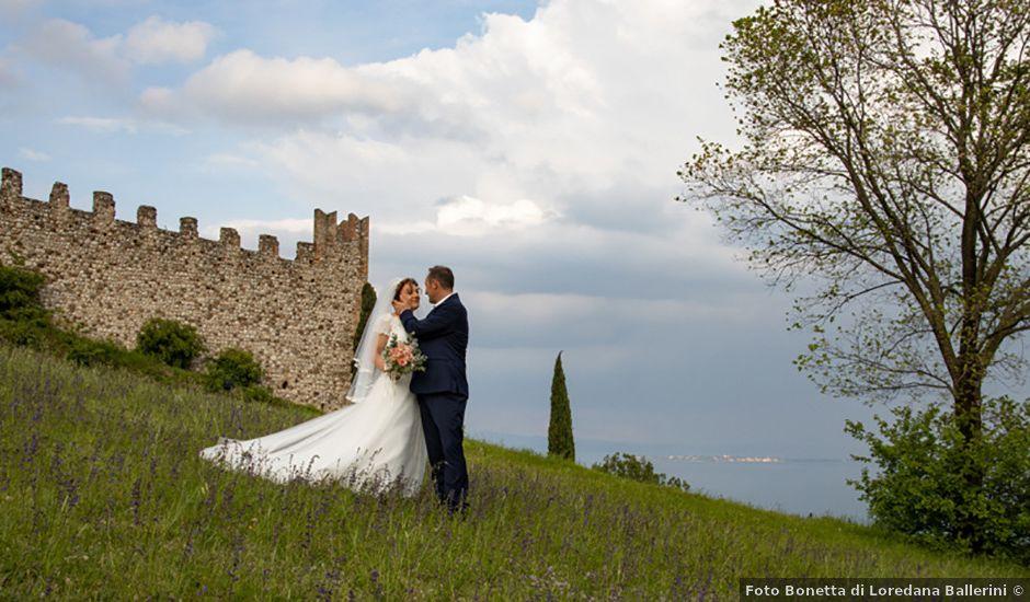 Il matrimonio di Elena e Emilio a Lonato del Garda, Brescia
