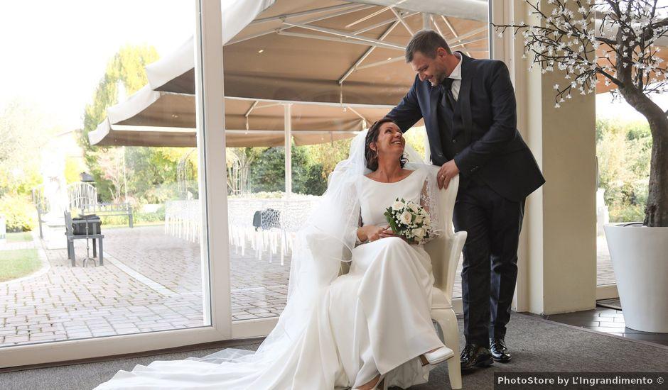 Il matrimonio di Mauro e Eneide a Orzivecchi, Brescia