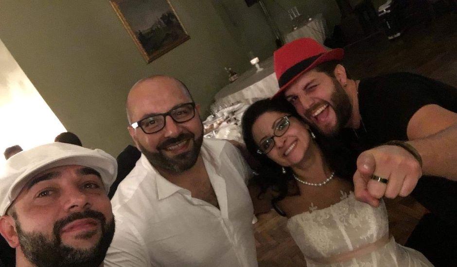 Il matrimonio di Alessandra e Domenico a Canzo, Como