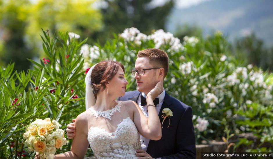 Il matrimonio di Nicola e Martina a Verona, Verona