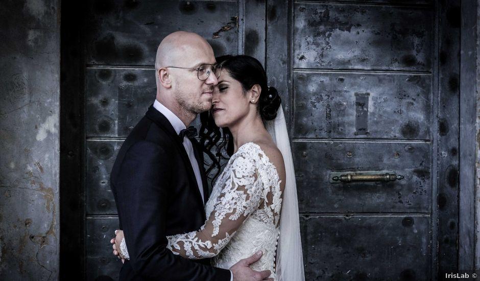 Il matrimonio di Davide e Margherita a Trecastelli, Ancona