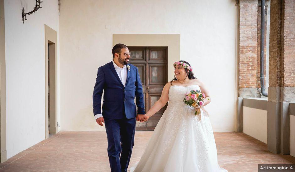 Il matrimonio di Michele e Chiara a Castrocaro Terme e  Terra del Sole, Forlì-Cesena