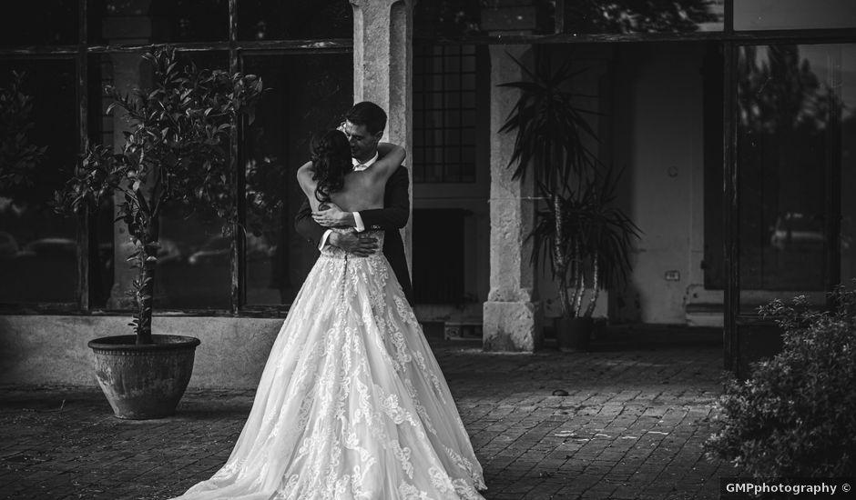 Il matrimonio di Luca e Andrea a Soave, Verona