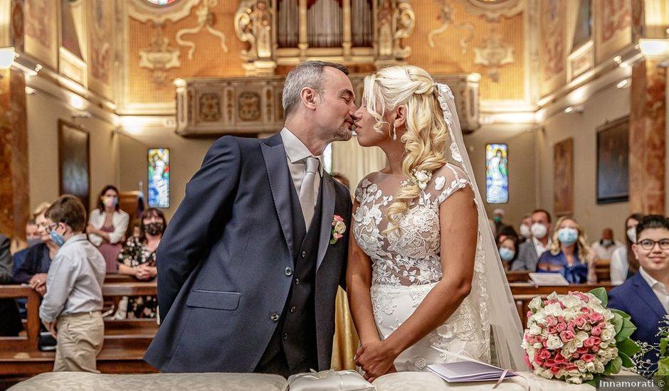 Il matrimonio di Yarianni e Enrico a Brembate, Bergamo