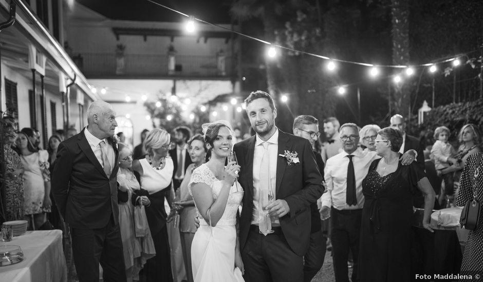 Il matrimonio di Nicola e Clara a Belgirate, Verbania