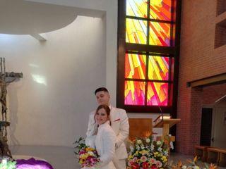 Le nozze di Geraldine  e Mario 1