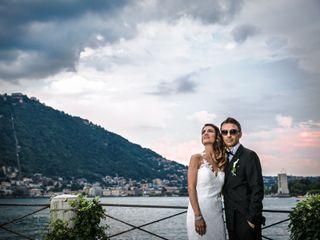 Le nozze di Antonella e Fausto