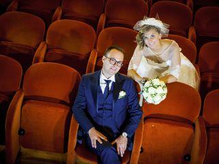 Le nozze di Pamela e Riccardo