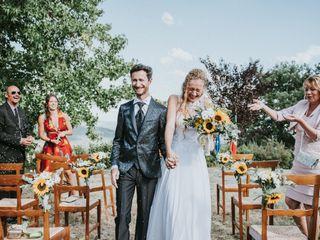 Le nozze di Veronika e Andrea