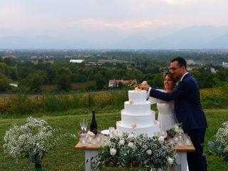 Le nozze di Camilla e Moreno